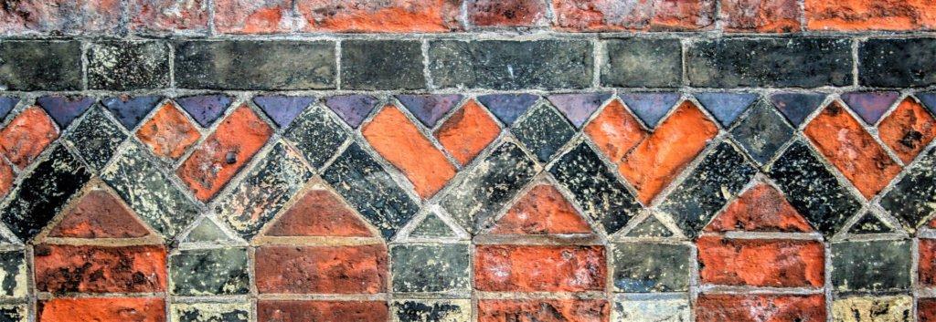 Cheshire brick diaper