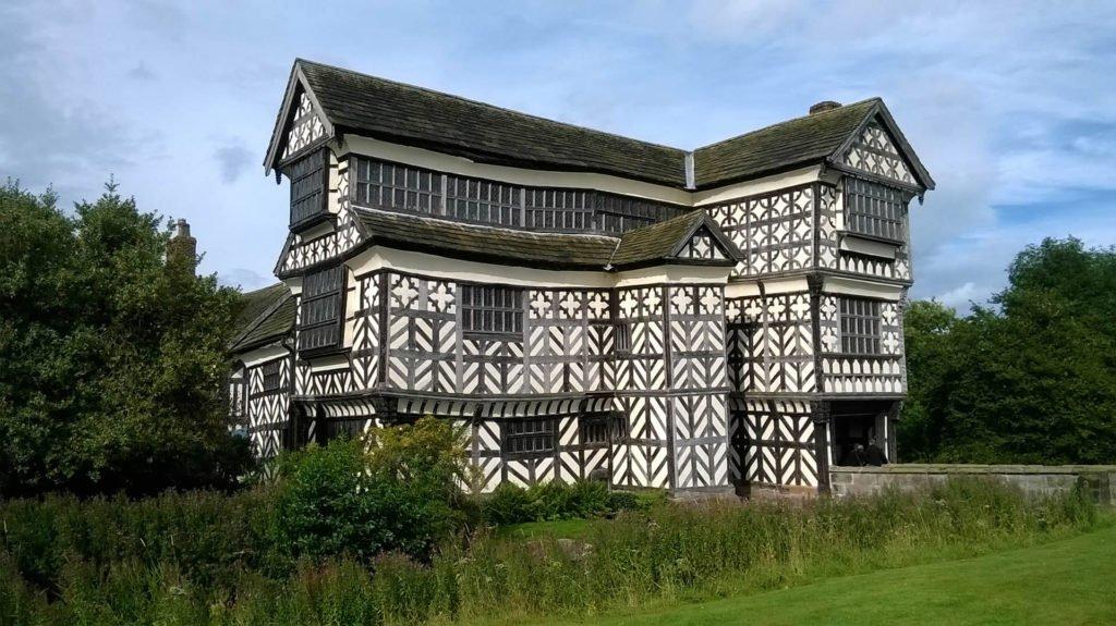 Little Morton Hall Cheshire