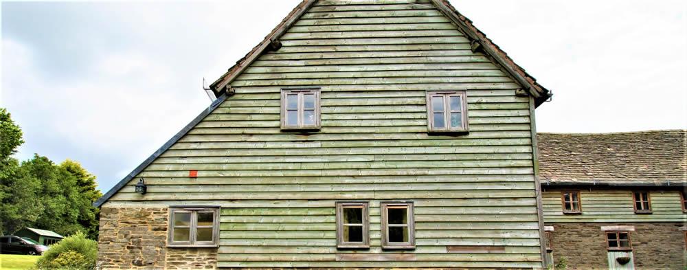 Oak house clun - Shropshire